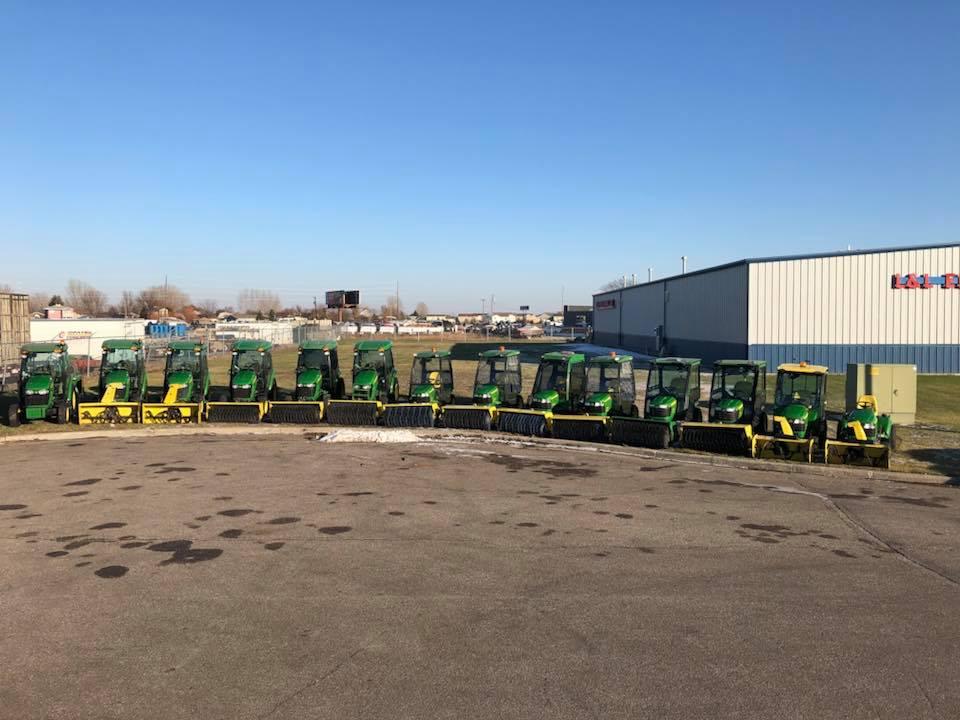 Valley Green Associates Moorhead Business lawn service Minnesota North Dakota