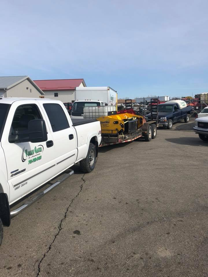 Valley Green and Associates Moorhead Minnesota Residential and Business truck and equipment